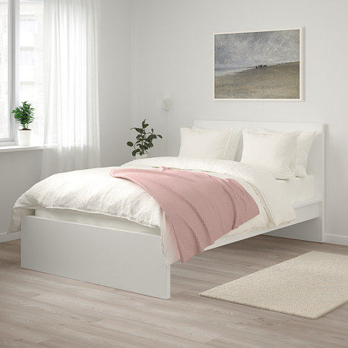 MALM - rangka tempat tidur, tinggi, putih/Lönset, 120x200 cm | IKEA Indonesia - PE799373_S4