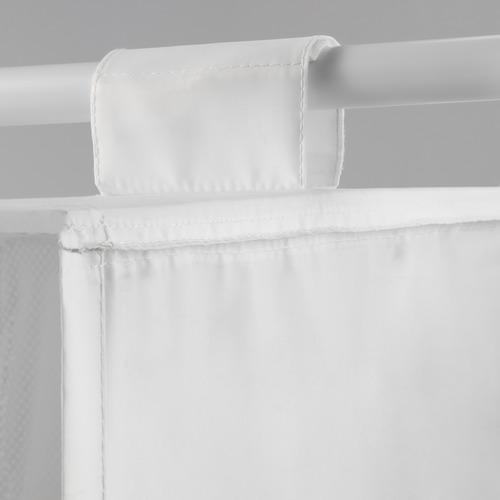 SKUBB - penyimpanan dengan 6 kompartemen, putih, 35x45x125 cm | IKEA Indonesia - PE799414_S4