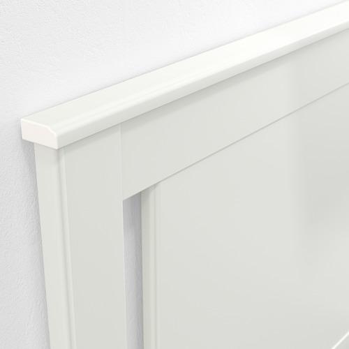 SONGESAND - rngk tmpt tdr dg 2 ktk penyimpanan, putih/Luröy, 160x200 cm | IKEA Indonesia - PE799511_S4