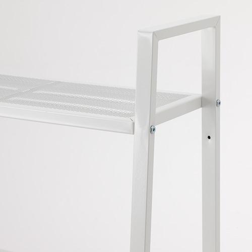 LERBERG - shelf unit, white, 60x148 cm | IKEA Indonesia - PE667753_S4