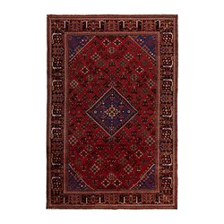 PERSISK MIX - Rug, low pile, handmade