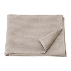 SALVIKEN - Bath towel, dark beige