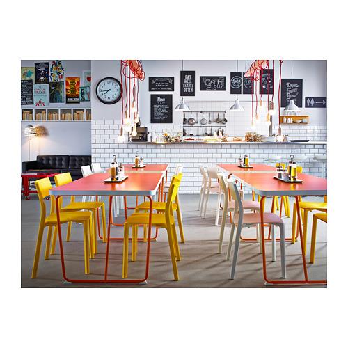 JANINGE - kursi, kuning   IKEA Indonesia - PH129430_S4