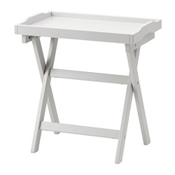 MARYD - Tray table, grey