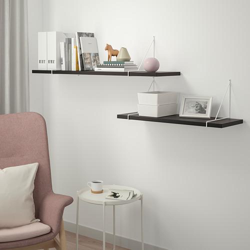 PERSHULT/BERGSHULT kombinasi rak dinding