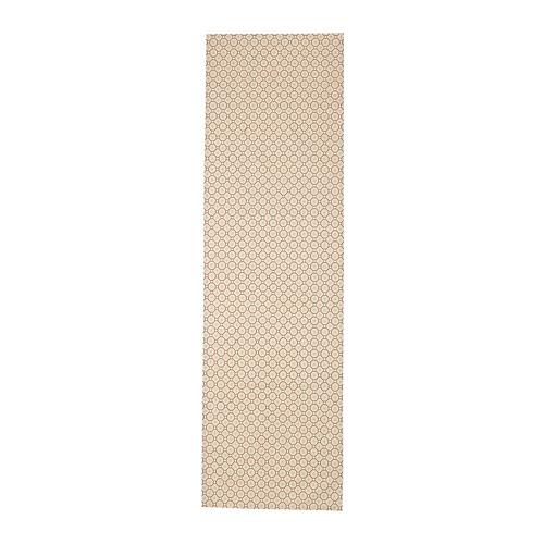 LJUVARE - taplak panjang, krem, 40x140 cm   IKEA Indonesia - PE800869_S4