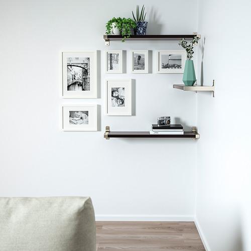 GRANHULT/BERGSHULT kombinasi rak dinding