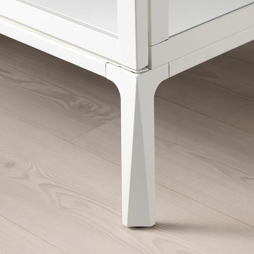 MILSBO - kabinet pintu kaca, putih, 73x175 cm | IKEA Indonesia - PE704495_S4