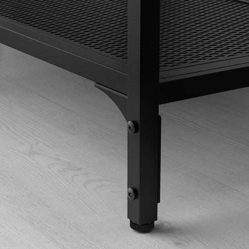FJÄLLBO - shelving unit, black, 100x136 cm | IKEA Indonesia - PE616393_S4