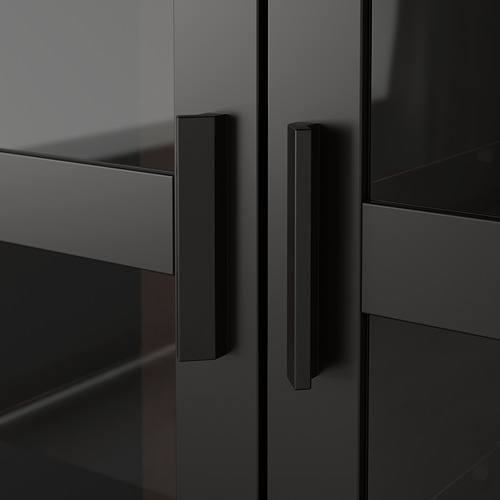 BRIMNES kabinet pintu kaca