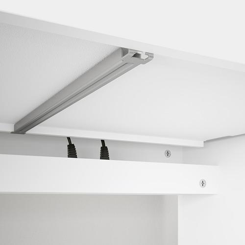 MICKE - meja, putih, 73x50 cm | IKEA Indonesia - PE660343_S4
