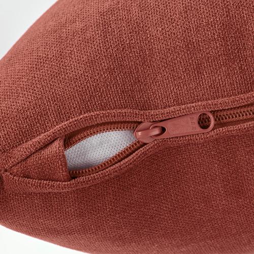 GRÖNLID - sarung sofa tmpt tidur 2 dudukan, Ljungen merah cerah | IKEA Indonesia - PE780066_S4