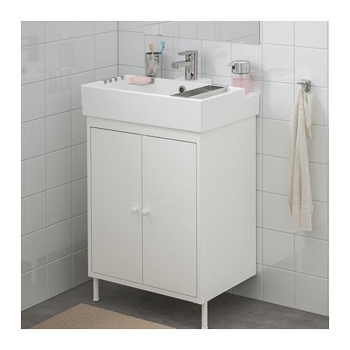 LILLÅNGEN/DYNAN kabinet wastafel 2 pintu