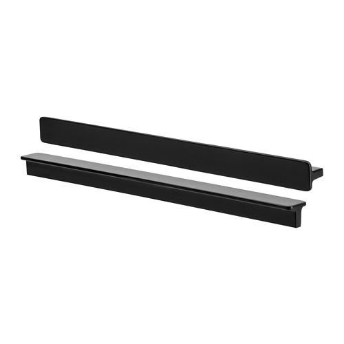 HACKÅS - gagang, antrasit, 300 mm | IKEA Indonesia - PE747846_S4