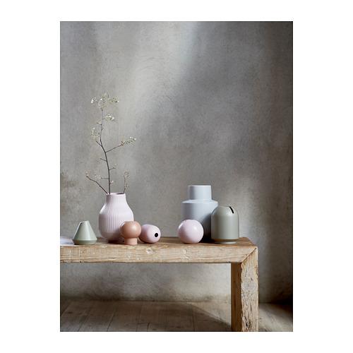 GRADVIS - vase, pink, 21 cm | IKEA Indonesia - PE659806_S4