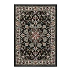 LJÖRRING - Karpet, bulu tipis, aneka warna