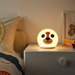 ÄNGARNA - LED table lamp, dog