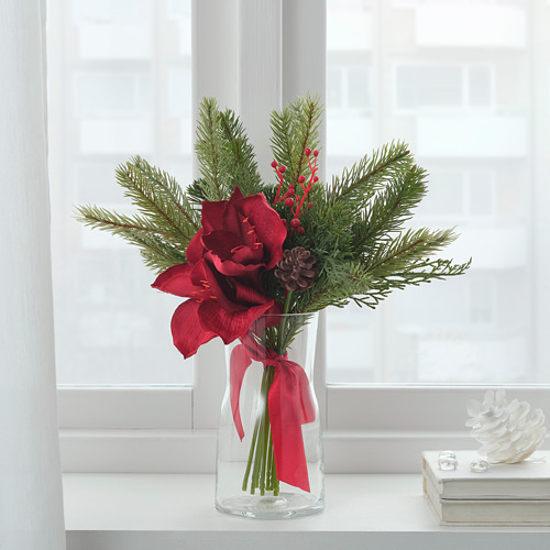 VINTERFEST bouquet tiruan