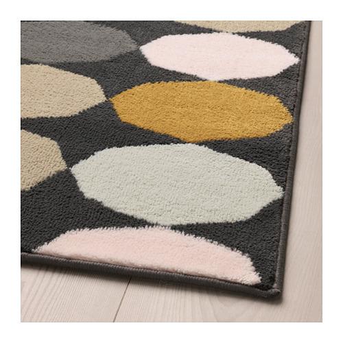TORRILD karpet, bulu tipis