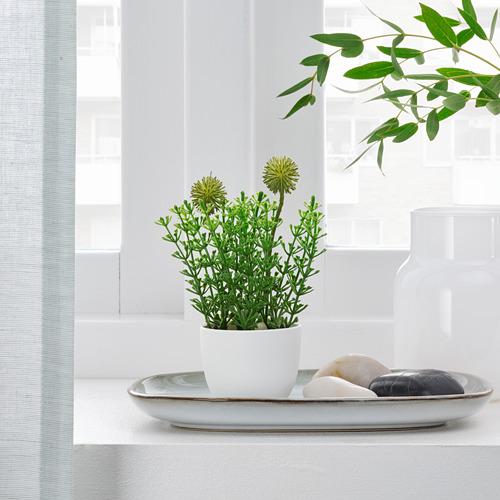 FEJKA tanaman tiruan dengan pot