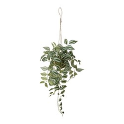 INVÄNDIG - Tanaman tiruan, digantung Spiderwort, 70 cm