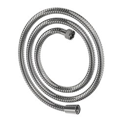 KOLSJÖN - Shower hose, chrome-plated