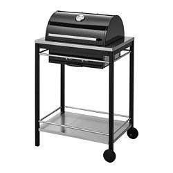 KLASEN - Barbecue arang, baja tahan karat
