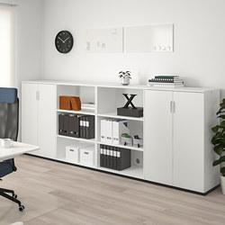 GALANT - Storage combination, white