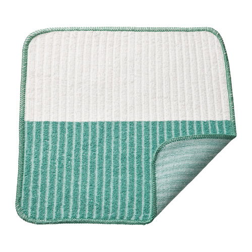 VÅRFINT - dish-cloth, patterned, 25x25 cm   IKEA Indonesia - PE804479_S4