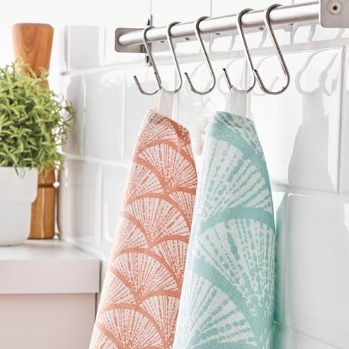 VÅRFINT - tea towel, patterned, 45x60 cm | IKEA Indonesia - PE804487_S4