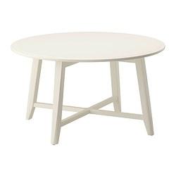 KRAGSTA - Meja tamu, putih