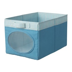 NÖJSAM - Kotak, biru
