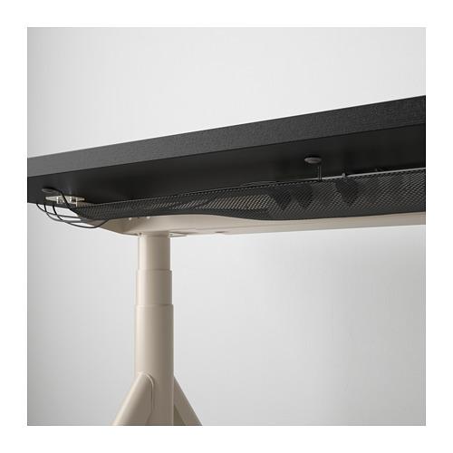 IDÅSEN meja duduk/berdiri
