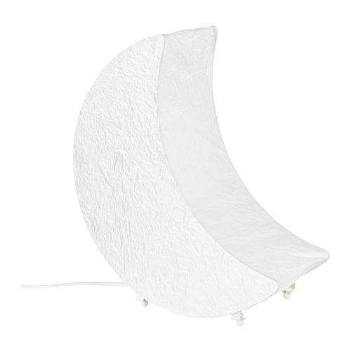 LJUVARE - lampu LED dekorasi, berbentuk bulan putih | IKEA Indonesia - PE804766_S4