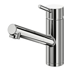YTTRAN - YTTRAN, kitchen mixer tap w pull-out spout, chrome-plated