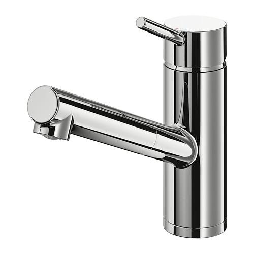 YTTRAN kitchen mixer tap w pull-out spout