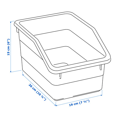 SOCKERBIT kotak penyimpanan