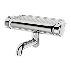VOXNAN - Thermostatic bath/shower mixer, chrome-plated