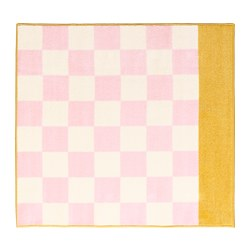 STILLSAMT - Karpet, bulu tebal, merah muda