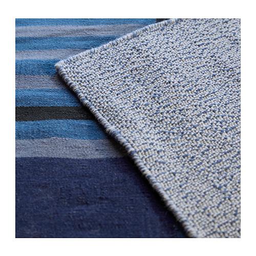 LOVRUP karpet, anyaman datar