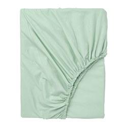 DVALA - Seprai berkaret, hijau muda