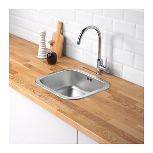 FYNDIG single-bowl inset sink