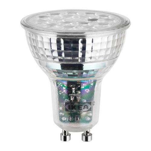 LEDARE bohlam LED GU10 600 lumen