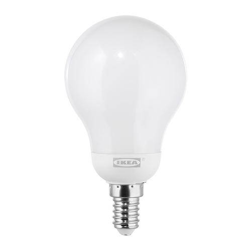 LEDARE bohlam LED E14 600 lumen