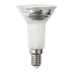 LEDARE - LED bulb E14 reflector R50 400lm, warm dimming