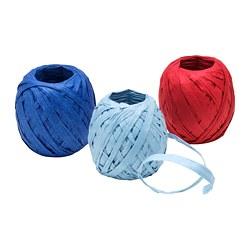 VINTER 2019 - Ribbon, red/blue