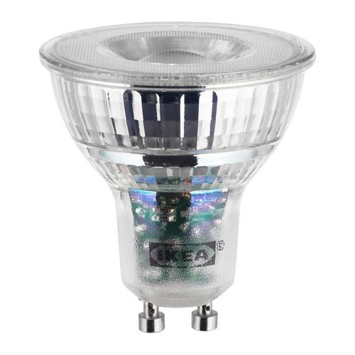 LEDARE bohlam LED GU10 400 lumen