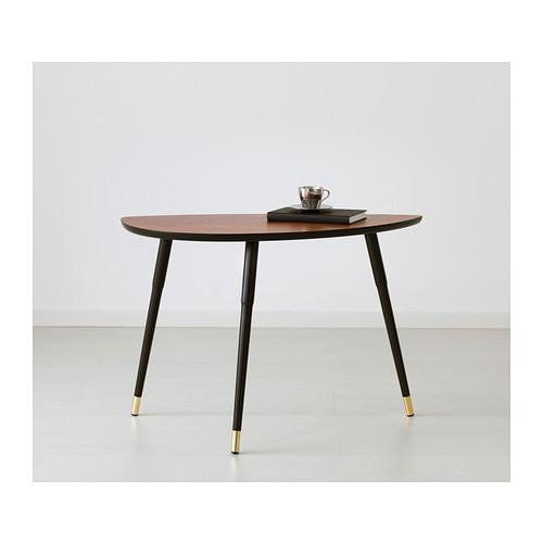 LÖVBACKEN - meja samping, cokelat medium, 77x39 cm | IKEA Indonesia - PE402078_S4