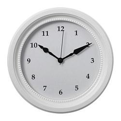 SÖNDRUM - Jam dinding, putih