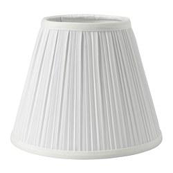 MYRHULT - Kap lampu, putih, 19 cm